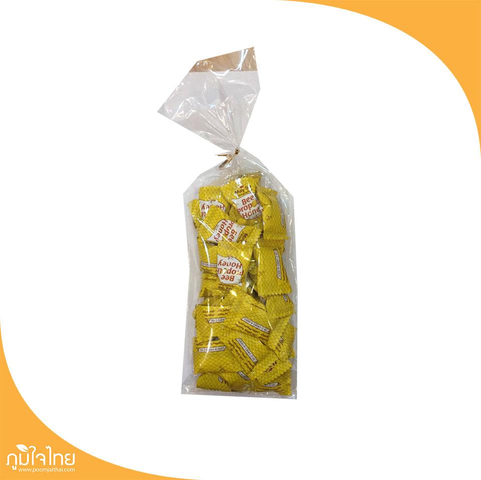 ลูกอมโพรโพลิสผสมน้ำผึ้ง(ห่อ) 40เม็ด เมษา