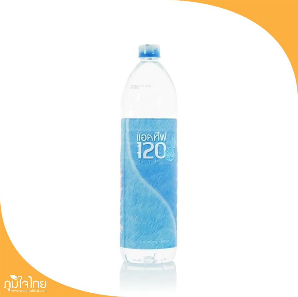 น้ำดื่มแอคทีฟ วัน ทู โอ 1,500มล
